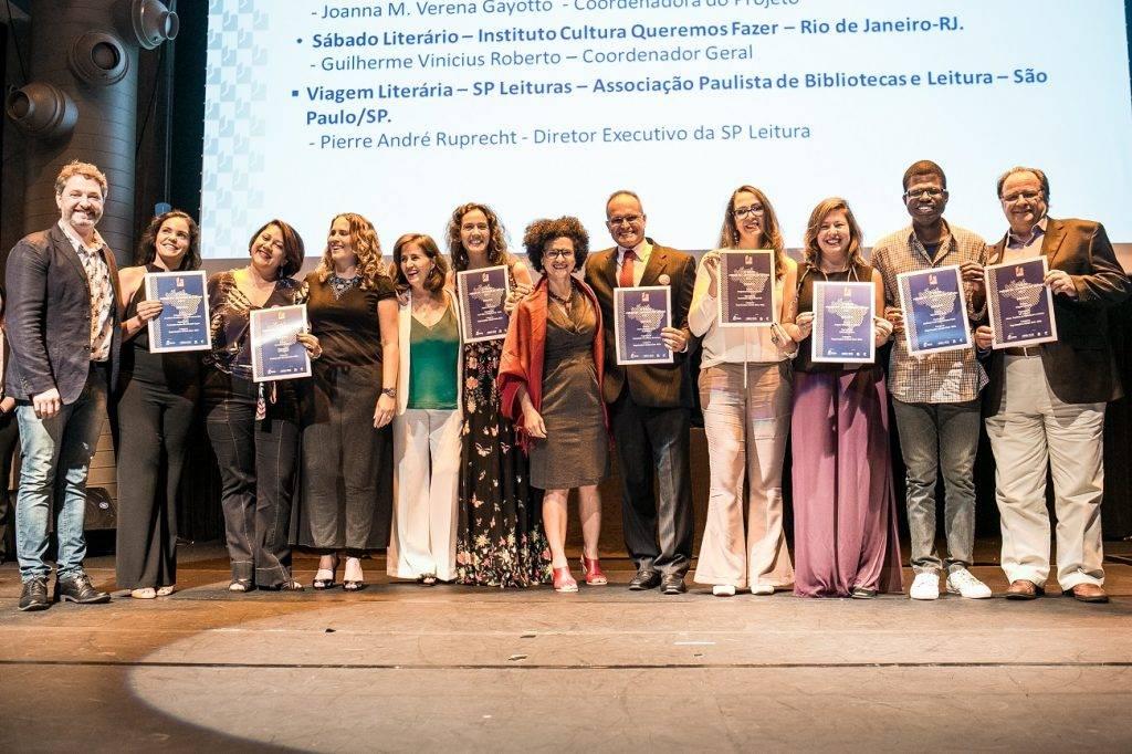 Crédito: Comunicação Prêmio IPL - Retratos da Leitura
